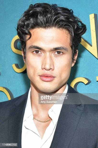 Charles Melton attends the world premiere of The Sun Is Also A Star at Pacific Theaters at the Grove on May 13 2019 in Los Angeles California