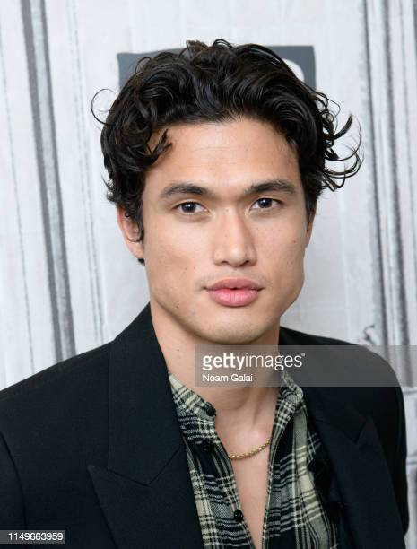 Charles Melton visits Build Series to discuss The Sun Is Also a Star at Build Studio on May 16 2019 in New York City