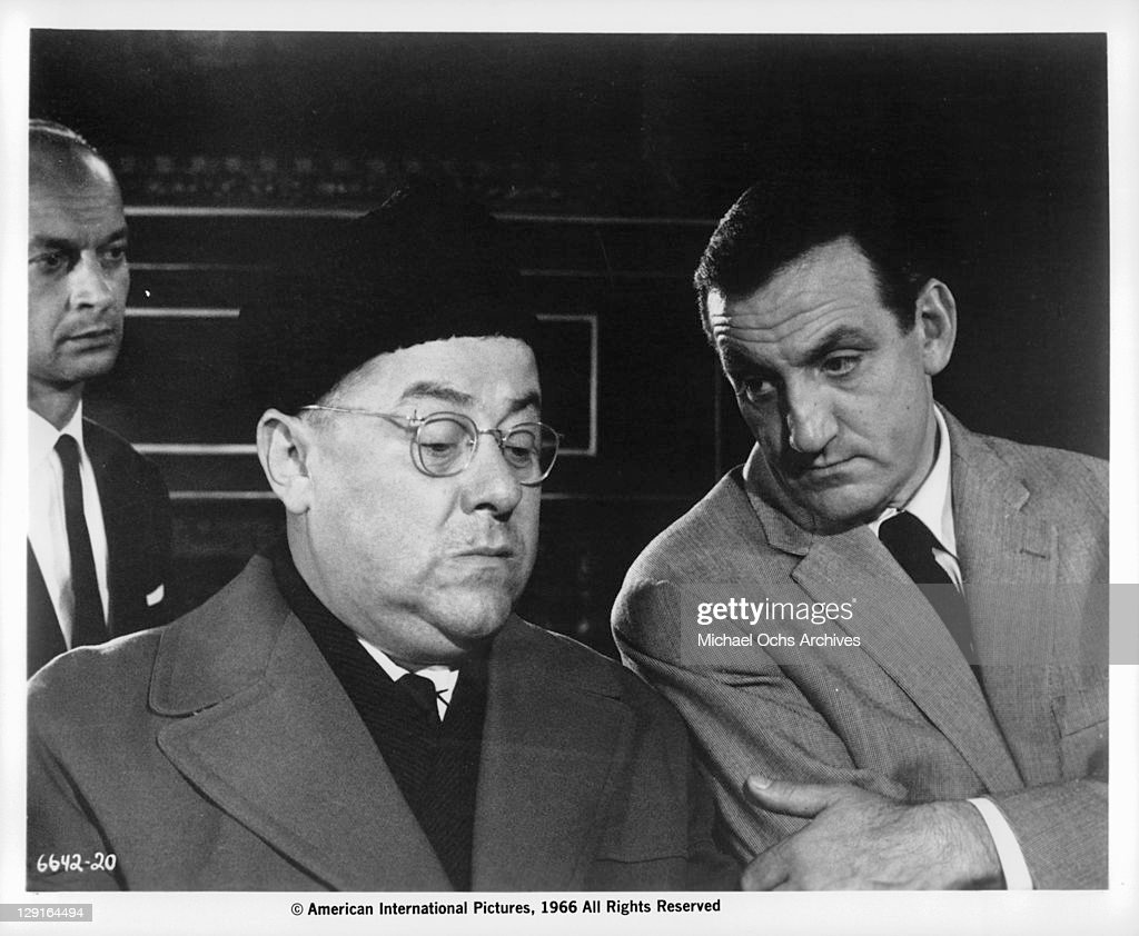 Charles Millot And Francis Blanche In 'The Great Spy Chase' : Photo d'
