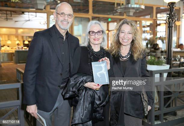Charles Mostov, Philanthropist Susan Nimoy, and Dorry Mostov attend as CAP UCLA teams with The Broad, J. Paul Getty Museum, LACMA, and Hauser Wirth &...