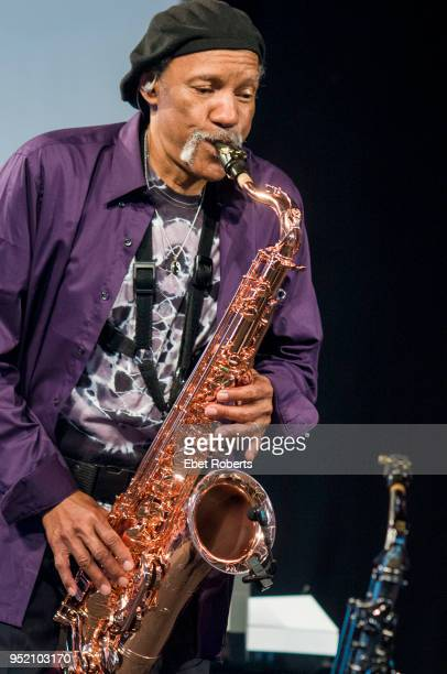 Charles Neville performing at the New Orleans Jazz and Heritage Festival held in New Orleans, Louisiana on May 1, 2010.