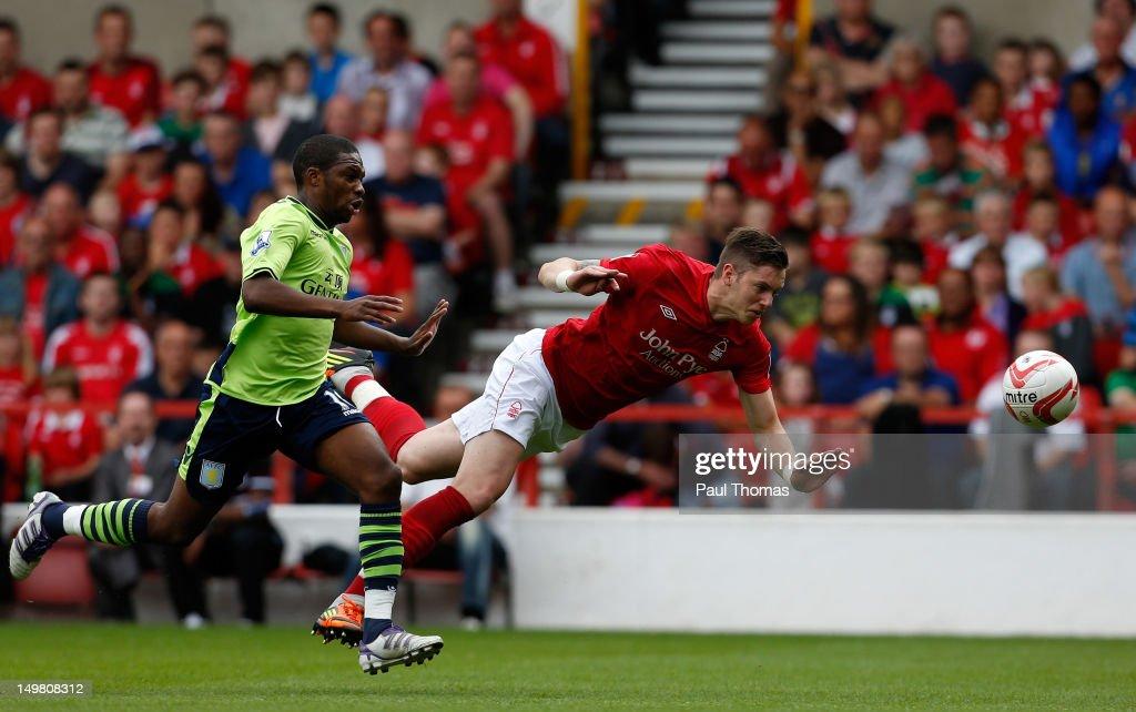 Nottingham Forest v Aston Villa - Pre Season Friendly