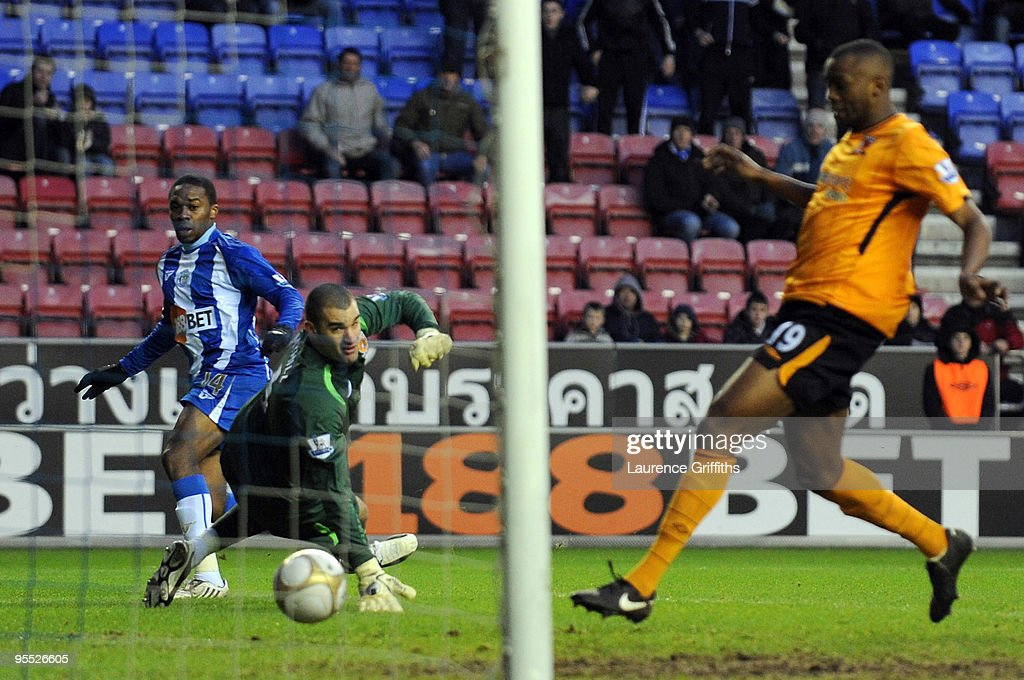 Wigan Athletic v Hull City - FA Cup 3rd Round