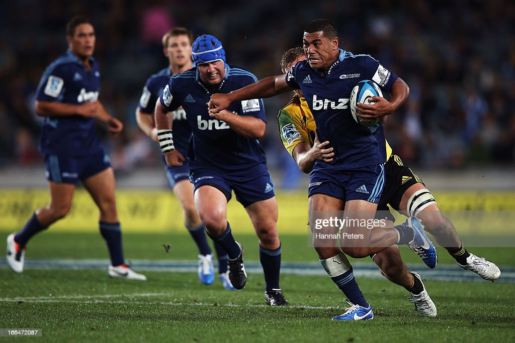 Super Rugby Rd 9 - Blues v Hurricanes