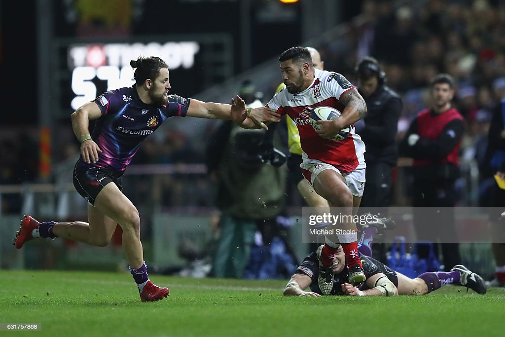 Exeter Chiefs v Ulster Rugby - European Rugby Champions Cup : ニュース写真