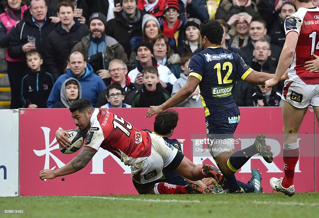 Ulster Rugby v ASM Clermont Auvergne - European Rugby Champions Cup