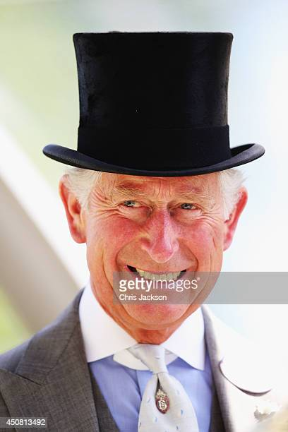 Charles Prince of Wales attends day two of Royal Ascot at Ascot Racecourse on June 18 2014 in Ascot England