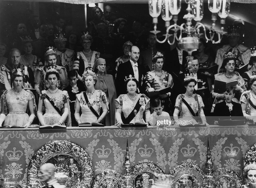 Coronation : News Photo