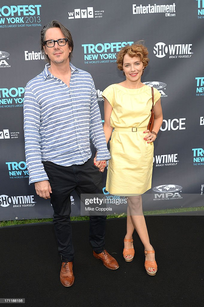 Charles Randolph attends Tropfest New York 2013, the world's largest short film festival, at Prospect Park on June 22 in Brooklyn.