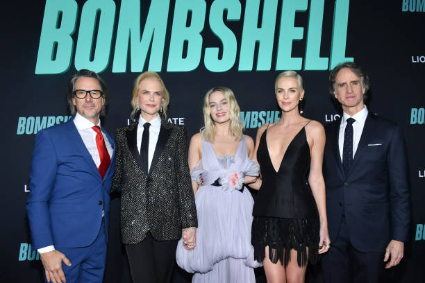 "CA: Special Screening Of Liongate's ""Bombshell"" - Red Carpet"