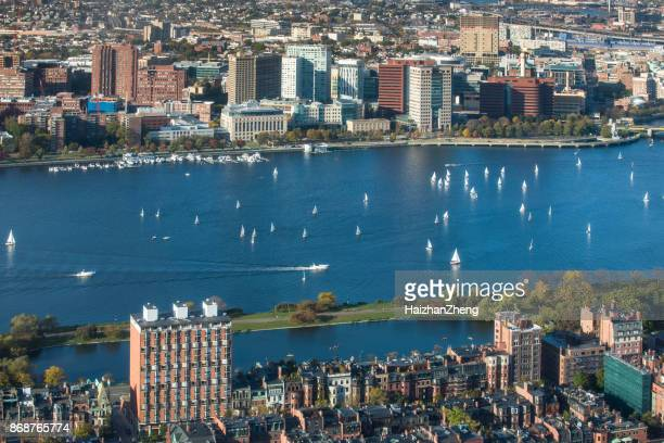 charles river - cambridge massachusetts stock pictures, royalty-free photos & images