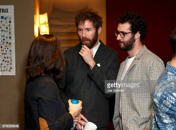 Charles Rogers attends a 'Search Party' event during Vulture Festival LA Presented by ATT at Hollywood Roosevelt Hotel on November 18 2017 in...
