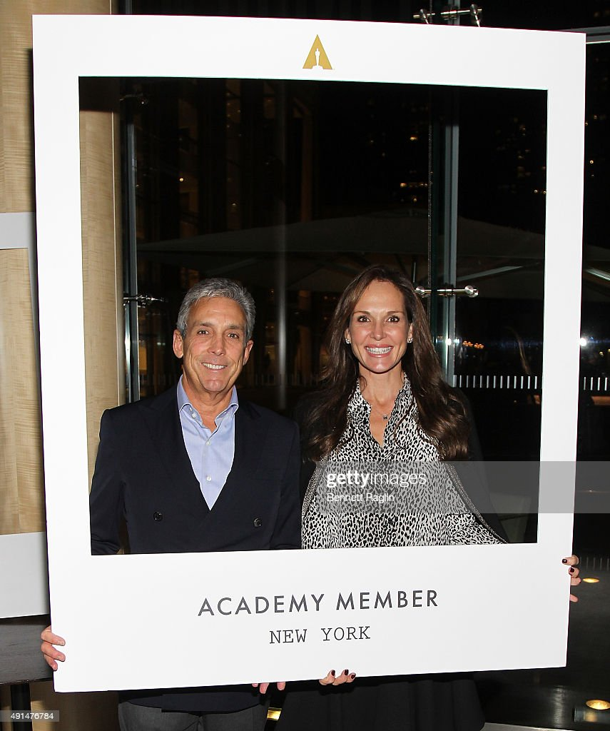 The Academy Of Motion Picture Arts And Sciences New Member Reception In New York