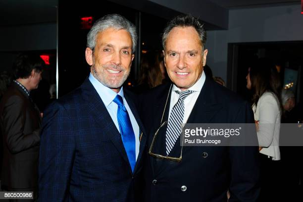 Charles S Cohen and Lee Mindel attend the Decoration and Design Building celebrates the 2017 winners of the DDB's 10th Anniversary of Stars of Design...