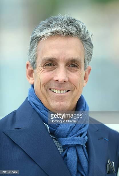 Charles S Cohen attends the 'Howards End' photocall during the 69th annual Cannes Film Festival at the Palais des Festivals on May 12 2016 in Cannes...