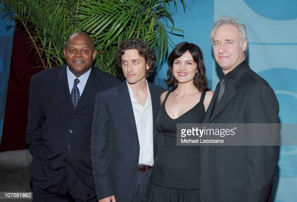 Charles S. Dutton, Robert Patrick Benedict, Carla Gugino, and Brent Spiner,