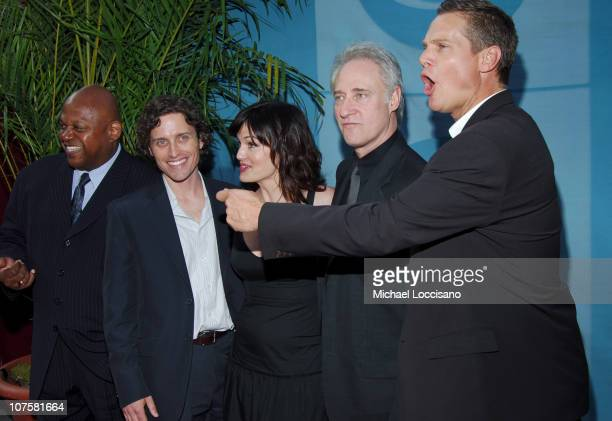 Charles S. Dutton, Robert Patrick Benedict, Carla Gugino, Brent Spiner and Brian Van Holt