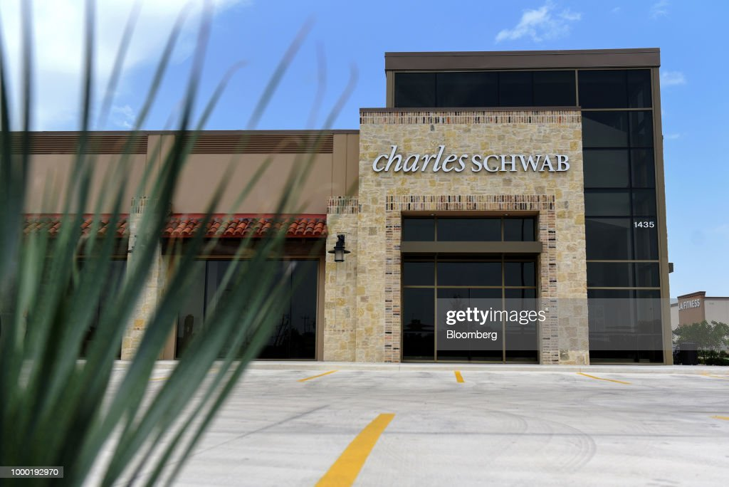 A Charles Schwab Corp. Location Ahead Of Earnings Figures