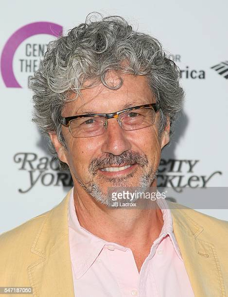 Charles Shaughnessy arrives at the opening night of 'Grey Gardens' The Musical at the Ahmanson Theatre on July 13, 2016 in Los Angeles, California.