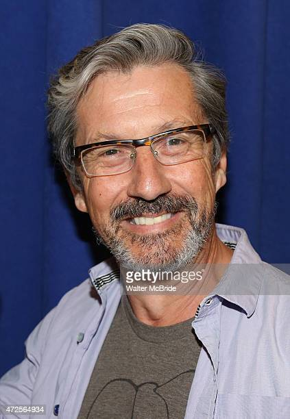 Charles Shaughnessy attends the meet the press event for 'Ever After' at The New 42nd Street Studios on May 7, 2015 in New York City.