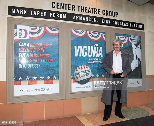 Charles Shaughnessy attends the premiere of Jon Robin Baitz's 'Vicuna' at Kirk Douglas Theatre on October 30, 2016 in Culver City, California.