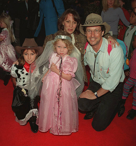 Charles Shaughnessy, his wife Susan Fallender and their ...
