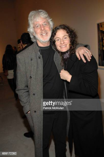 Charles Shyer and Deborah Lynn Shyer attend An Intimate Dinner Hosted By Tierney Gearon and ACE Gallery In Preview of Her New Exhibition EXPLOSURE at...