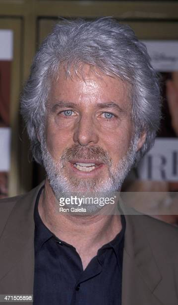 Charles Shyer attends the premiere of The Parent Tap on July 20 1998 at Mann National Theater in Westwood California