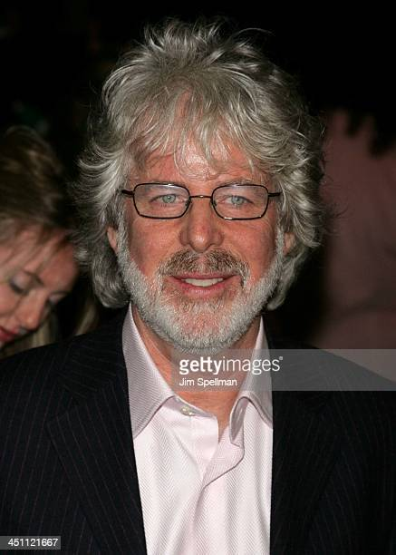 Charles Shyer director during Alfie New York City Premiere Outside Arrivals at Clearview's Ziegfeld Theater in New York City New York United States