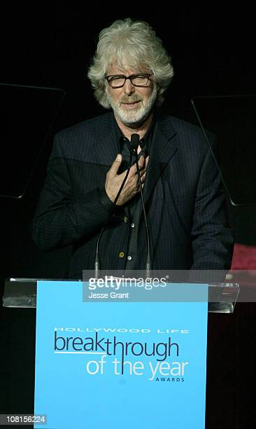 Charles Shyer during Hollywood Life's 4th Annual Breakthrough of the Year Awards Show at Henry Fonda Music Box Theatre in Hollywood California United...