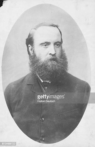 Charles Stewart Parnell the Irish nationalist politician and leader of the campaign for Home Rule