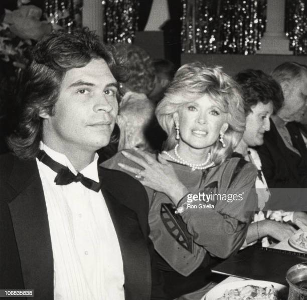 Charles Taylor and Connie Stevens during Charles Taylor and Connie Stevens sighting at the Ambassador Hotel during the International Angel Awards...