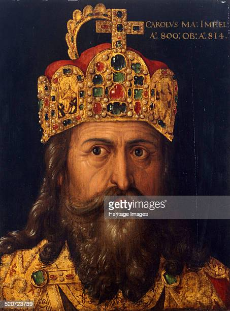 Charles the Great Found in the collection of Deutsches Historisches Museum
