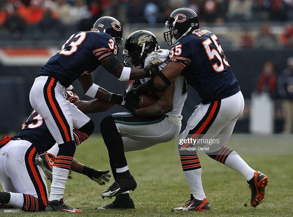 Jacksonville Jaguars v Chicago Bears : News Photo