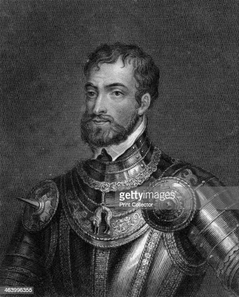 Charles V, Holy Roman Emperor, (19th century).Artist: E Scriven