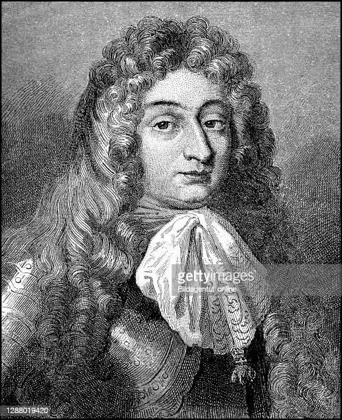 Charles V. Leopold, the Duke without Duchy, April 3, 1643 - April 18 Upper Austria was titular of Lorraine 1675-1690 / Karl V. Leopold, der Herzog...