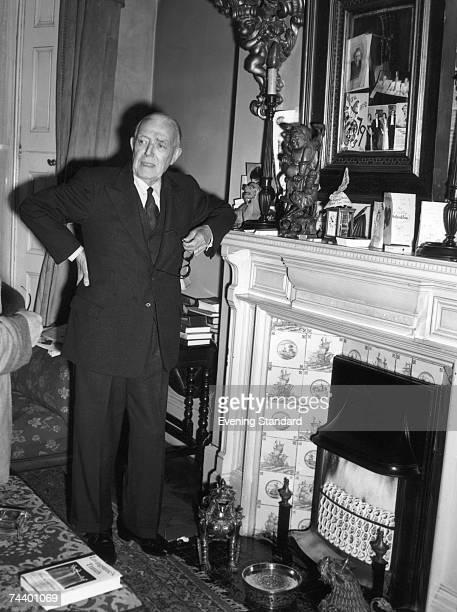 Charles Vyner Brooke 1874 1963 the last White Rajah of Sarawak 25th September 1954