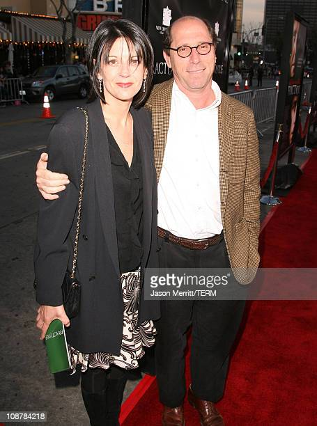 Charles Weinstock producer and guest during Fracture Los Angeles Premiere Red Carpet at Mann Village Theater in Westwood California United States