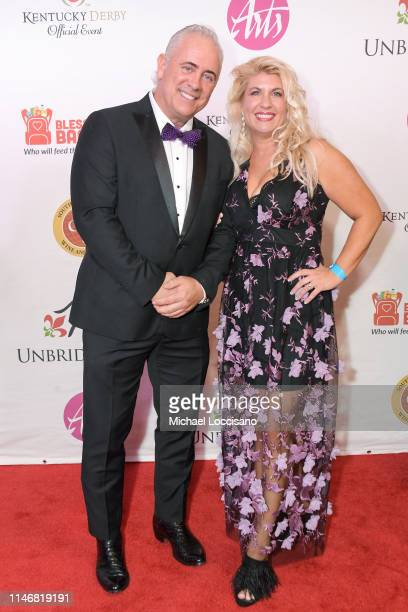 Charles Wesley attends the 145th Kentucky Derby Unbridled Eve Gala at The Galt House Hotel Suites Grand Ballroom on May 03 2019 in Louisville Kentucky