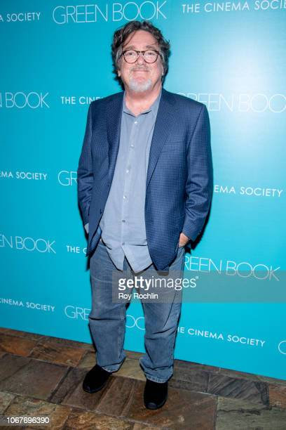 Charles Wessler attends the Green Book New York Special Screening hosted by the Cinema Society at The Roxy Hotel Cinema on November 14 2018 in New...