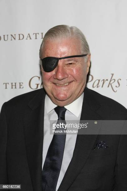 Charles Whittingham attends Celebrating Fashion Gala Awards Dinner to Support The GORDON PARKS Foundation at Gotham Hall on June 2 2009 in New York...
