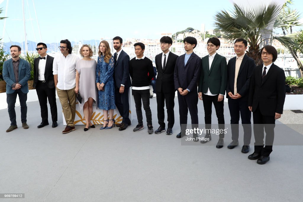 FRA: Realisateurs Des Courts Metrages 2018 Photocall - The 71st Annual Cannes Film Festival