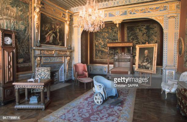 CharlesHenri Theodat d'Estaing admiral of France was the owner of the castle in the XVIIIth century CharlesHenri Theodat d'Estaing amiral de France a...