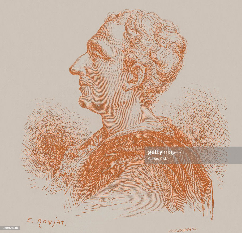 Charles-Louis de Secondat : News Photo