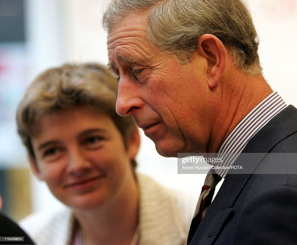 HRH The Prince of Wales Visits Educational Institutions - November 21, 2005