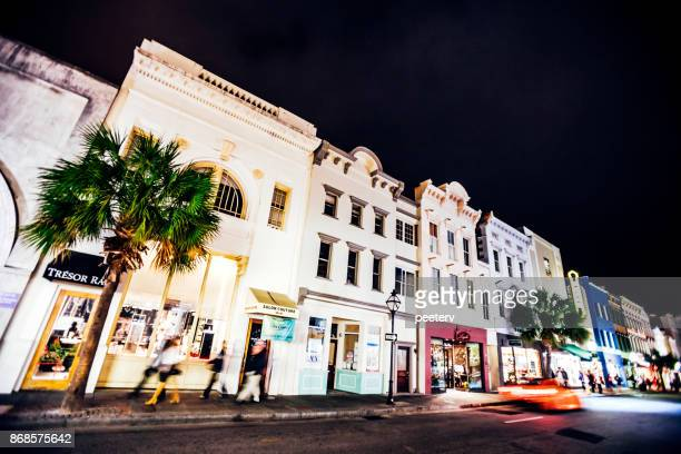 Charleston by night, South Carolina