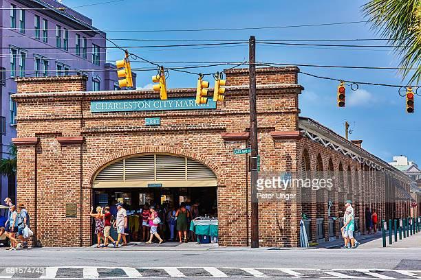 Charleston City Market,Charleston