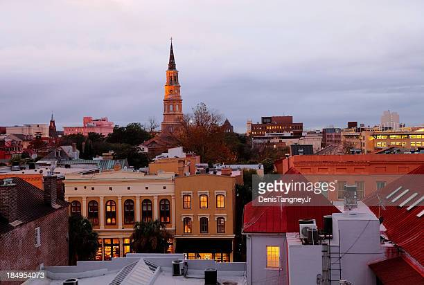 charleston south carolina - charleston south carolina stock photos and pictures