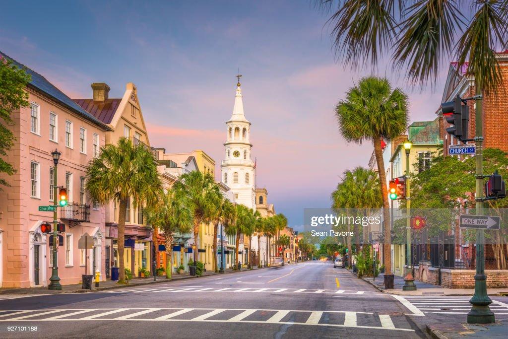 Charleston, South Carolina, USA : Stock Photo