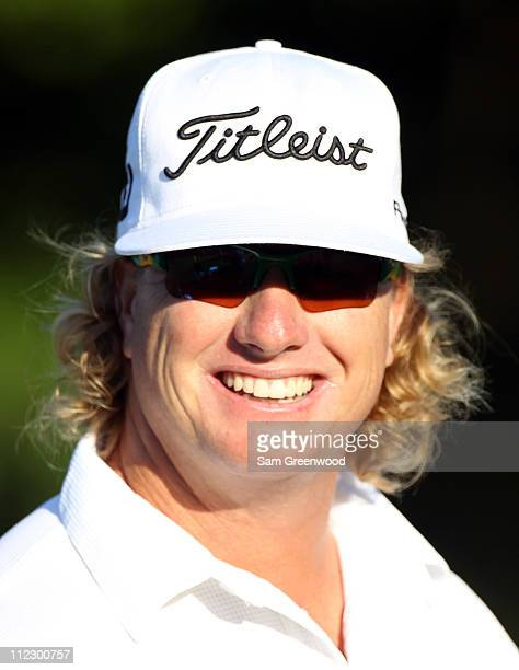 Charley Hoffman during the first round of the Transitions Championship at Innisbrook Resort and Golf Club on March 17 2011 in Palm Harbor Florida